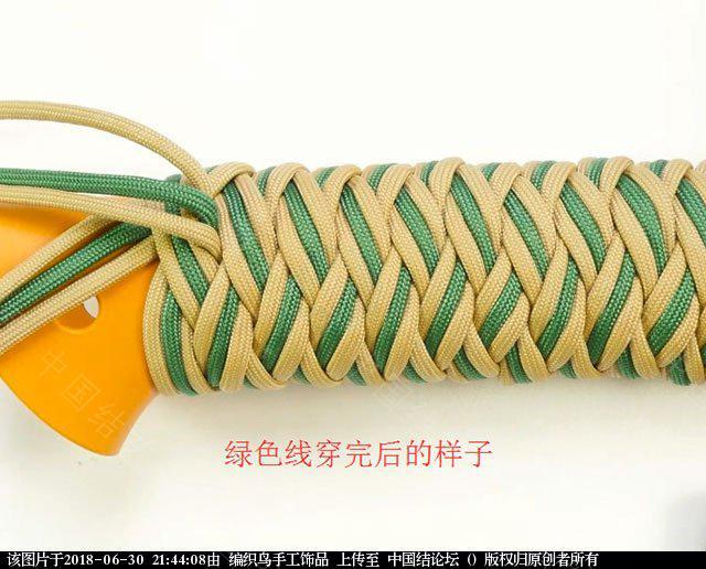 中国结论坛 伞绳编织,斧柄编织教程  图文教程区 214350vmlmleh1tt80wgjv