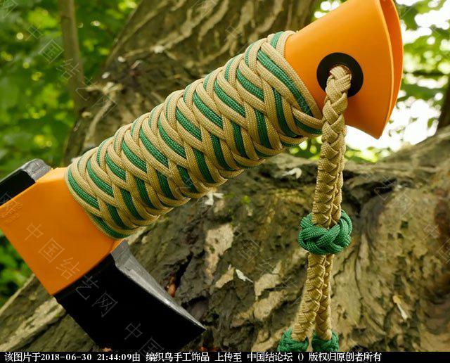 中国结论坛 伞绳编织,斧柄编织教程  图文教程区 214352qg550muw78zfu7su