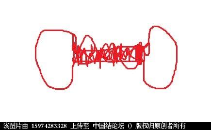 中国结论坛 请教这种8字节怎么打???各位大小神勿喷勿绕,快来瞧瞧!!!  结艺互助区 145111ywe9e0ri8qltnjwe