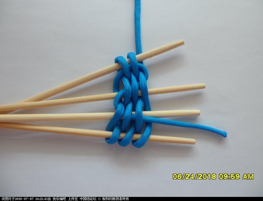中国结论坛 简单实用的伞绳小挂件(2)  图文教程区 154744qpfgfjjae3a8lqqq