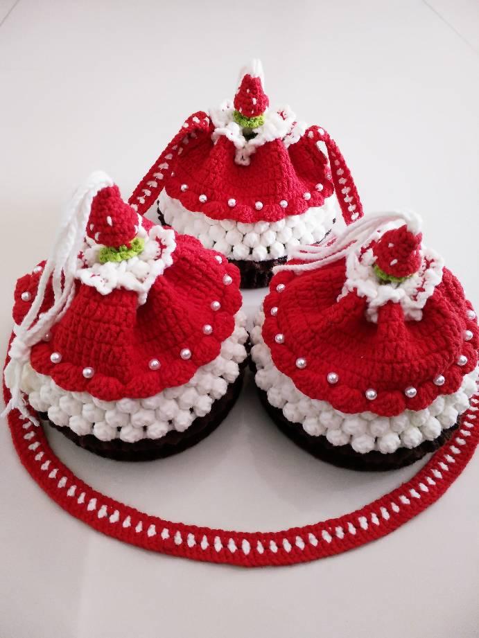 中国结论坛 小物件,巧克力,奶油,草莓蛋糕包  作品展示 081130pizo6jeejw3jjd6a
