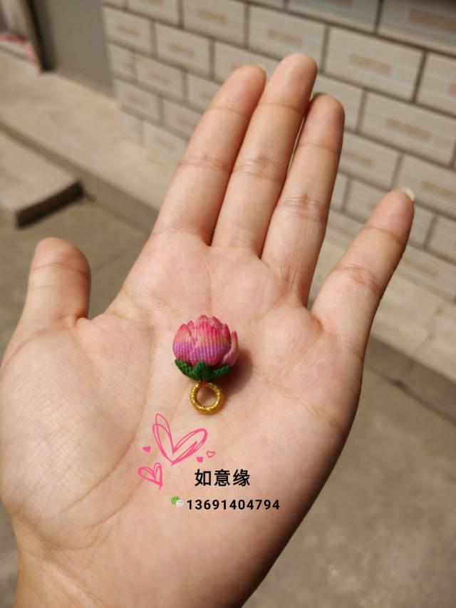 中国结论坛 晒作品,超迷你莲花  作品展示 115149jtp6tjttd635yytz