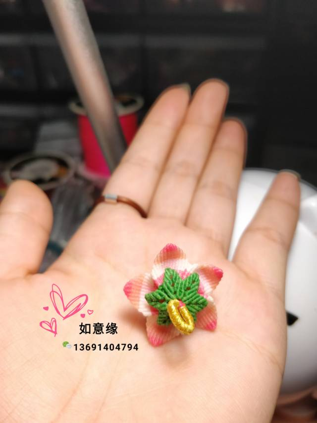 中国结论坛 晒作品,超迷你莲花  作品展示 115152u1os4rfz9ss1kx91