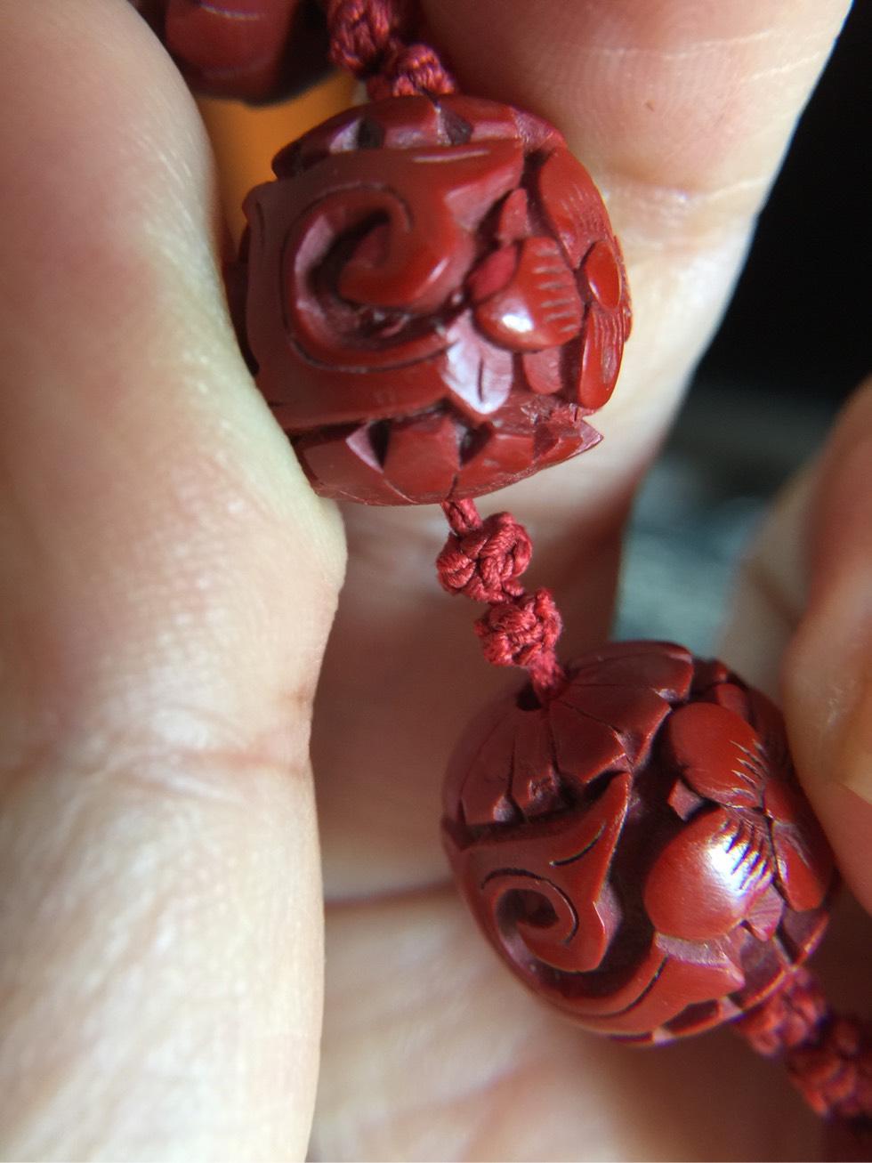 中国结论坛 请教珠子之间的结怎么打 单股线的  结艺互助区 112236o0sa7z76ktwnstst
