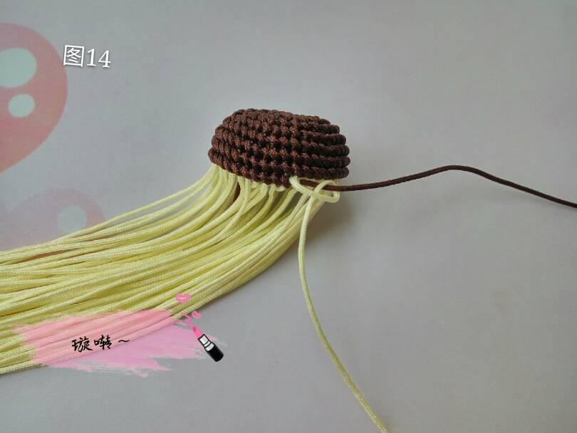 中国结论坛 忧郁的小猴子教程  立体绳结教程与交流区 174423h9iwngv9inzvnnin