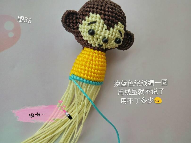中国结论坛 忧郁的小猴子教程  立体绳结教程与交流区 174445isqgl5gyylvqz08v