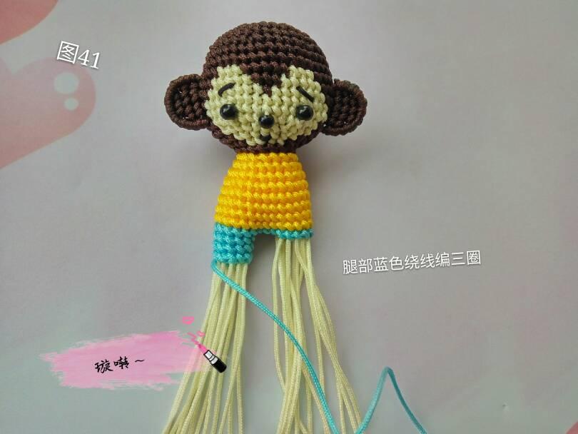 中国结论坛 忧郁的小猴子教程  立体绳结教程与交流区 174447gmo54cpzmrotpkoc