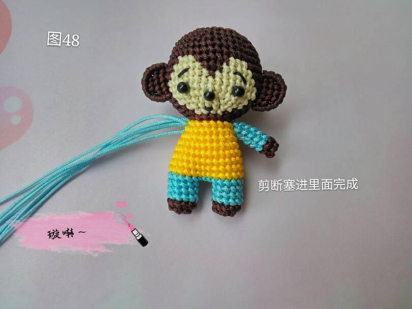 中国结论坛 忧郁的小猴子教程  立体绳结教程与交流区 174453obpsckpsnt6ftssy