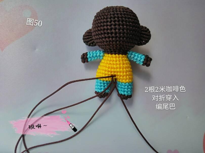 中国结论坛 忧郁的小猴子教程  立体绳结教程与交流区 174455o1ci8k85w68yw0wy