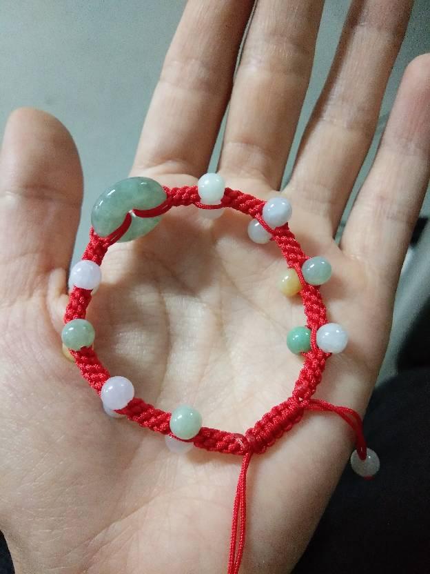 中国结论坛 宝宝小平安扣手链  作品展示 081224n4voc4p4e496b9zo
