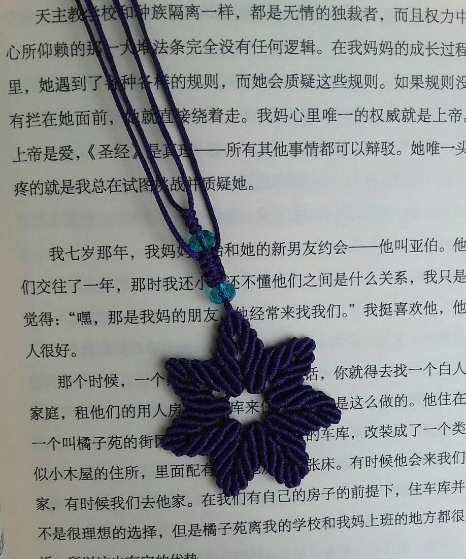 中国结论坛 又编个书签儿  作品展示 154835i70tv3w3apvba2wt