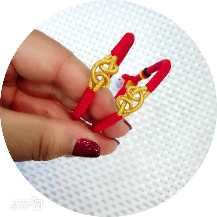 中国结论坛 金刚结招财猫情侣手环  作品展示 192620ffp5pkq5k8q5z5k5