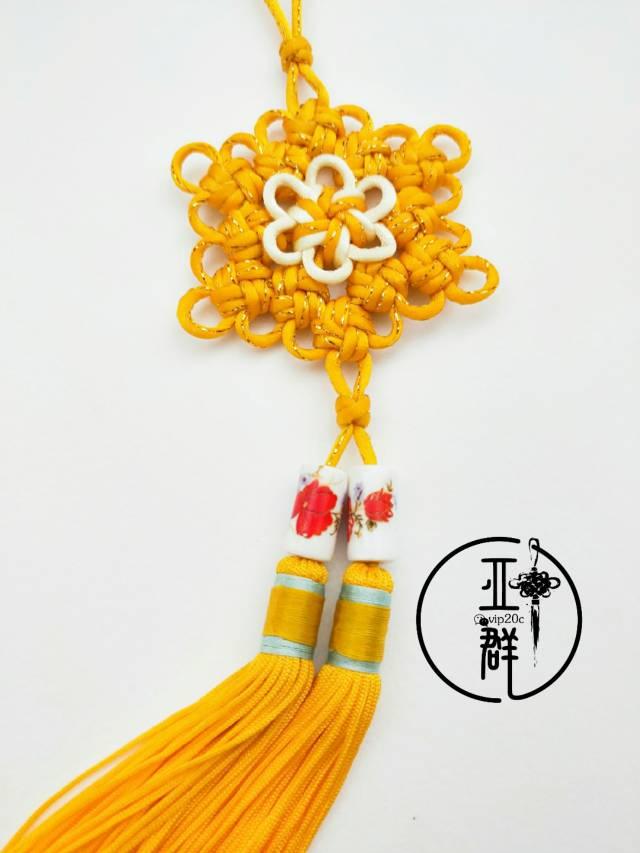 中国结论坛 桃花结挂饰  作品展示 164422eziscsapcgiohioo
