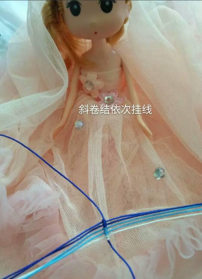 中国结论坛 牡丹教程---三层花瓣  立体绳结教程与交流区 133609tln3n73437dhzyye