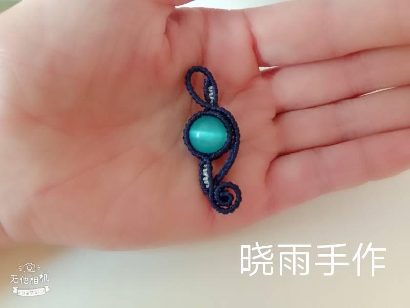 中国结论坛 包珠款小音符  作品展示