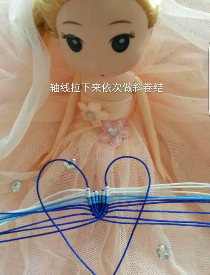 中国结论坛 牡丹瓣第二层教程  立体绳结教程与交流区 134535ylf8tr82kflajulo