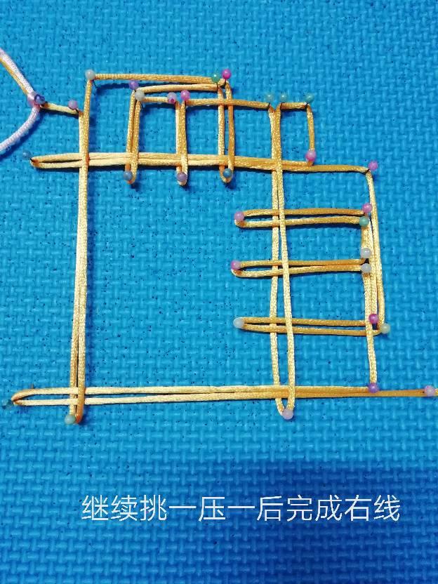 中国结论坛 回菱盘长拓展(附双联结简单版)  图文教程区 210239k7j1idibbz7www3k