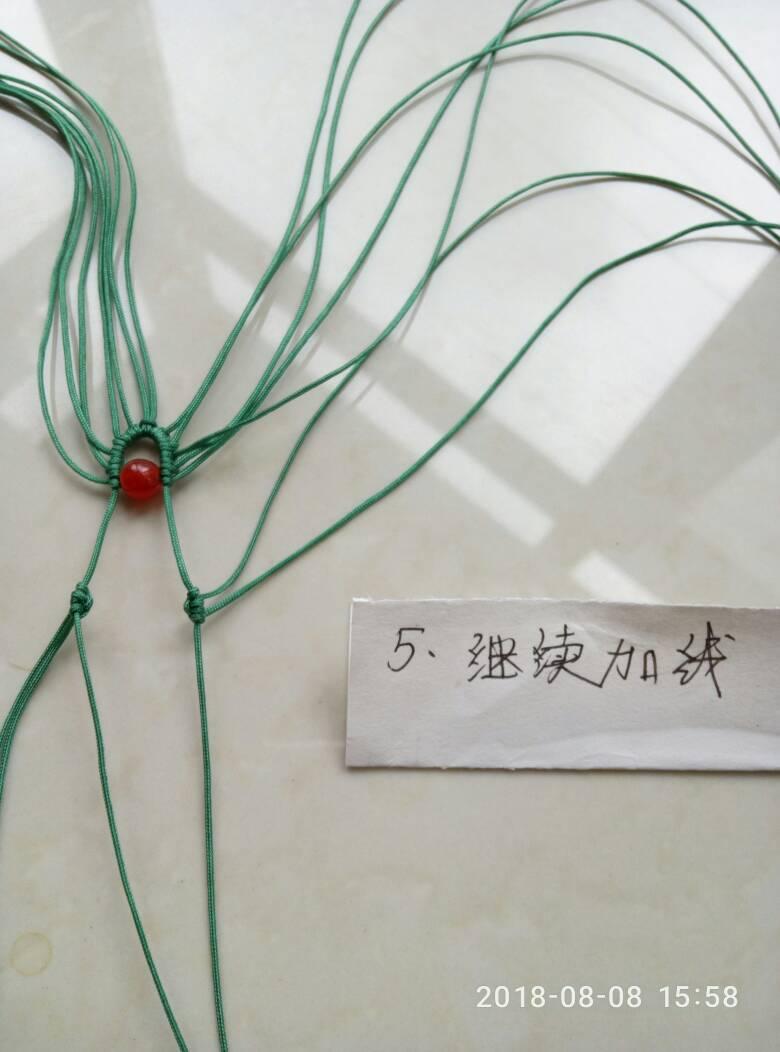 中国结论坛 蝴蝶卷~扣头教程  图文教程区 175717j5uvsb6mdmn1gspw