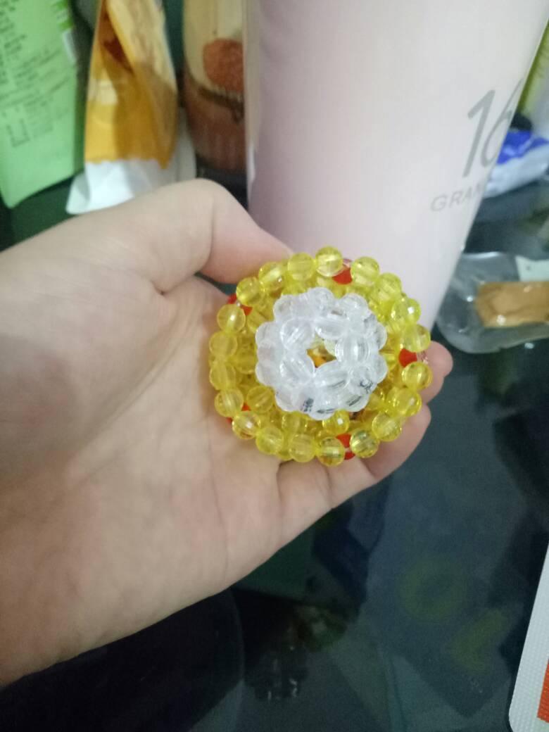 中国结论坛 串珠蘑菇 手工串珠台灯完整视频,串珠蘑菇挂件教程图解,手工串珠蘑菇教程图解,手工串珠台灯视频教程 作品展示 205243u0jq5ecoihihk106