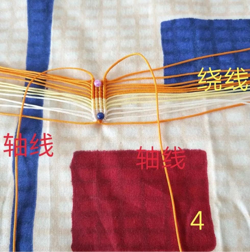 中国结论坛 牡丹花中层花瓣教程  立体绳结教程与交流区 234122nr6bwkqsbbybrbqq