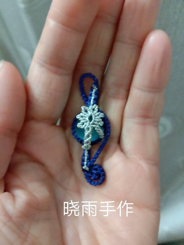 中国结论坛 包珠款音符  图文教程区