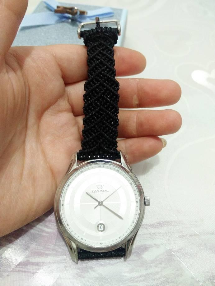 中国结论坛 做了一个手表带  作品展示 231019q5oj59onbdz5zdd5