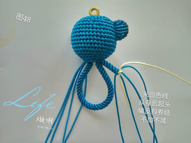 中国结论坛 指环小熊教程  立体绳结教程与交流区 152736bjxt01usob0xepcn