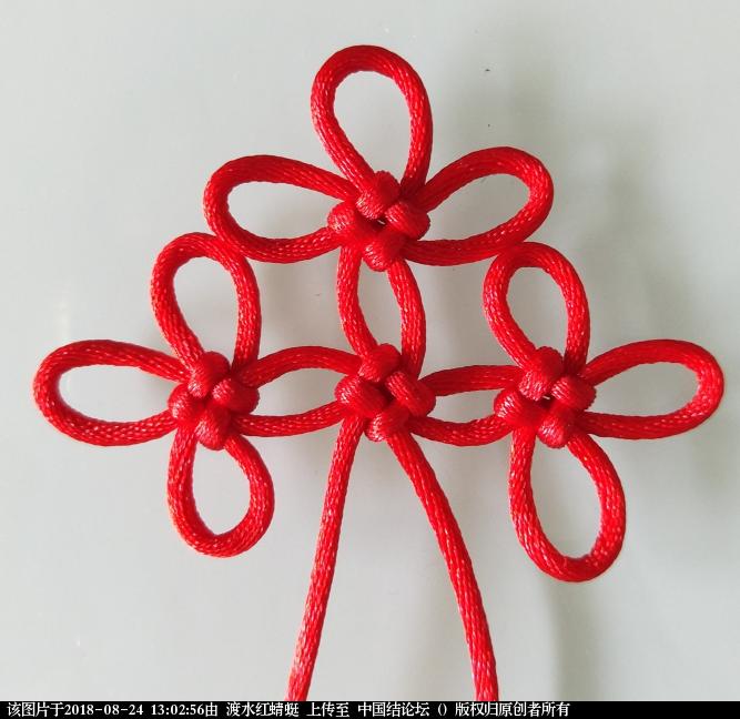 中国结论坛 RE: 渡水红蜻蜓---初级达标申请稿件  中国绳结艺术分级达标审核 125657w1v1t2imr2a1vvv2