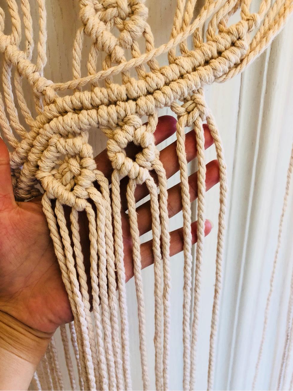 中国结论坛 棉线挂饰 挂饰,一根绳子编法大全简单,用绳子编钥匙扣怎么编,棉线壁挂编织的图片,用大力马线做棉线结 图文教程区 235015mqqb3lqg59mxl89q