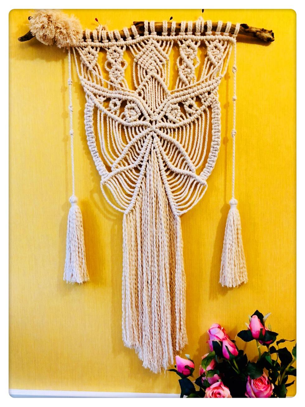 中国结论坛 棉线挂饰 挂饰,一根绳子编法大全简单,用绳子编钥匙扣怎么编,棉线壁挂编织的图片,用大力马线做棉线结 图文教程区 235017d558nesuqrr2xhuu
