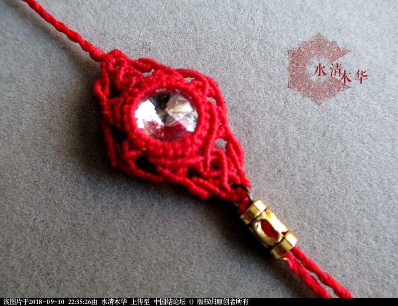 中国结论坛 [水清木华作品]172-串珠和编绳的结合-另一种风格的作品  作品展示 223457eh9c38fkzh343h4k