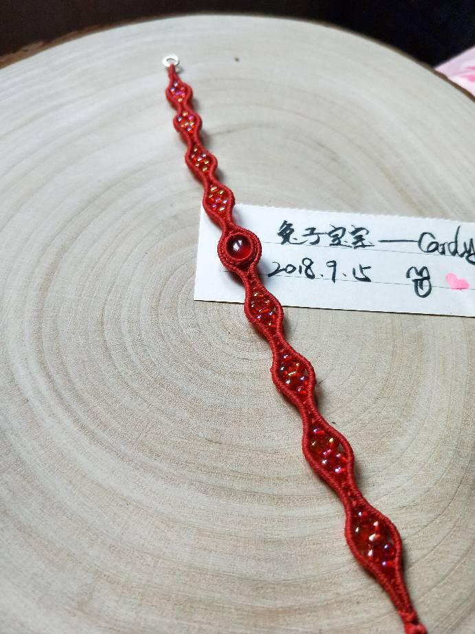 中国结论坛 一款串珠教程  图文教程区 164929tq6jvsyoohv4ajax