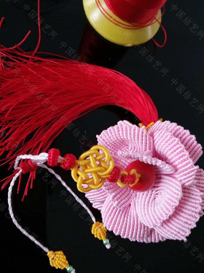 中国结论坛 第一次做牡丹  作品展示 214305tkzrg41rlqy2c1bb