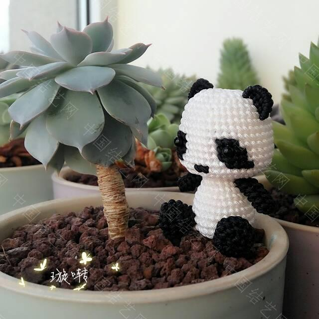 中国结论坛 熊猫宝宝~  作品展示 112346xxx33du1uju0ddu4