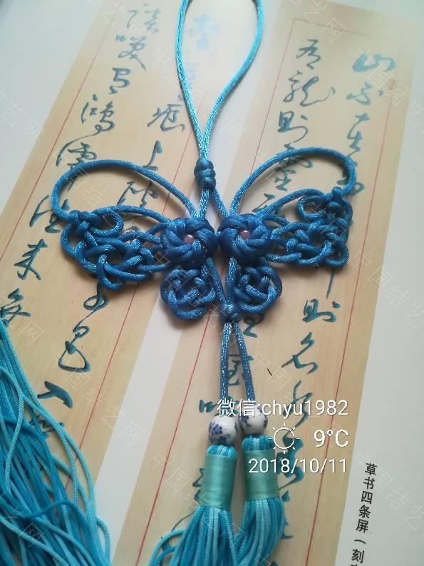 中国结论坛 两只蝴蝶  作品展示 085234qmc6cv3gcqqsnx6s