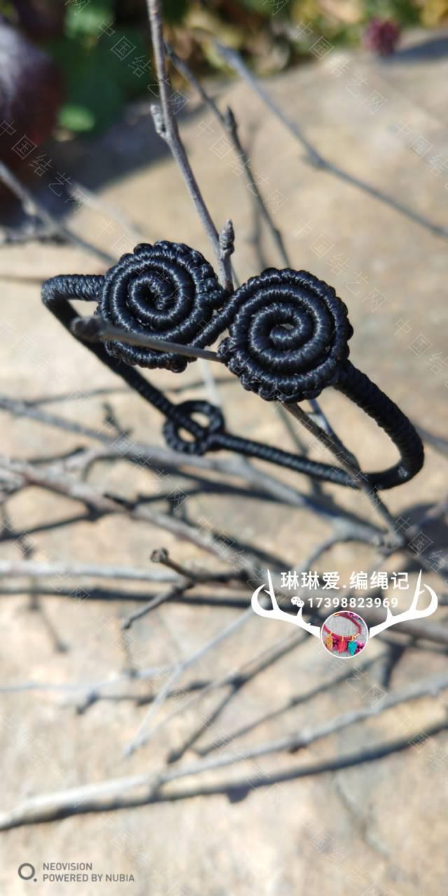 中国结论坛 卷卷手绳和耳饰  作品展示 082440ogyk9b5zda66awj6