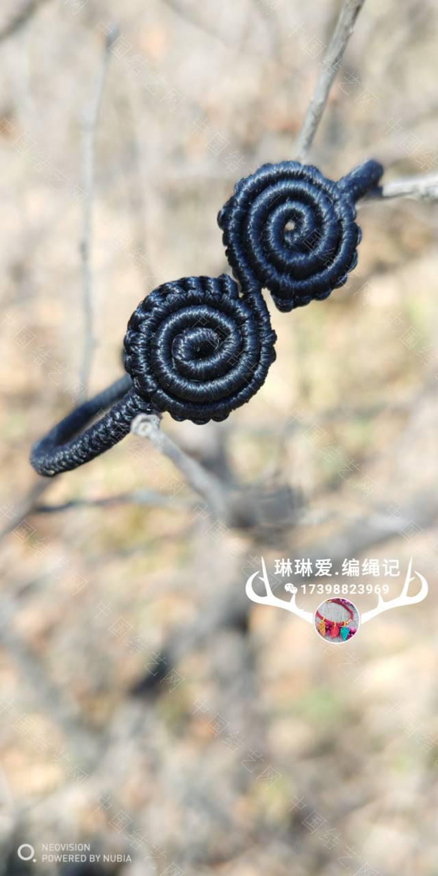 中国结论坛 卷卷手绳和耳饰  作品展示 082441ho9ydxoiv9nx848q