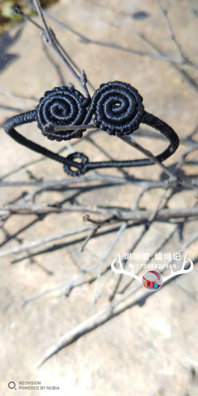 中国结论坛 卷卷手绳和耳饰  作品展示 082441tb02quk77290uyqk