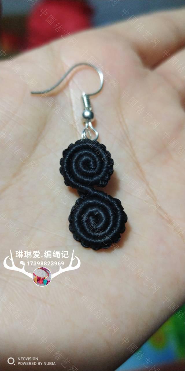 中国结论坛 卷卷手绳和耳饰  作品展示 082442ovomr2nhnnomixsi