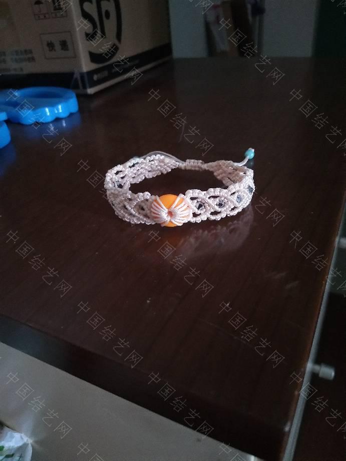 中国结论坛 玩手工是我的兴趣爱好,我只是喜欢编手链  作品展示 191922dc8do2lwcbce3cc2