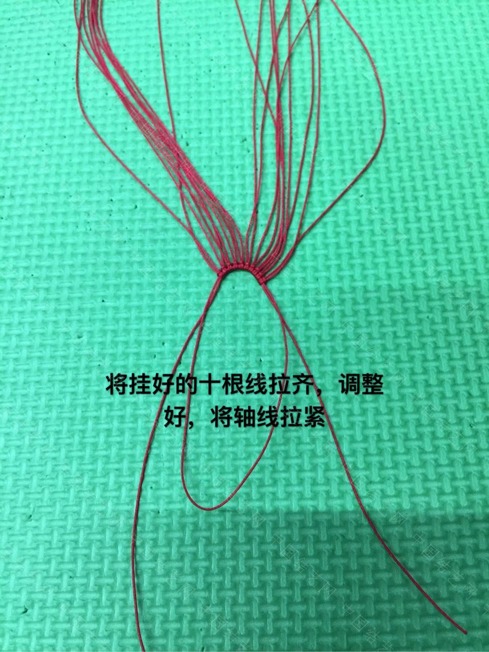 中国结论坛 曼珠沙华教程(一)  立体绳结教程与交流区 185231l8m7ybyy8iik30cl