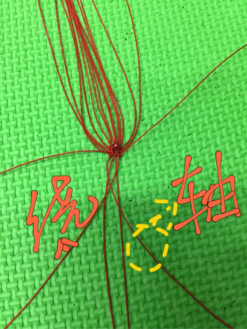 中国结论坛 曼珠沙华教程(一)  立体绳结教程与交流区 185238r3mssxiteu4eumu2