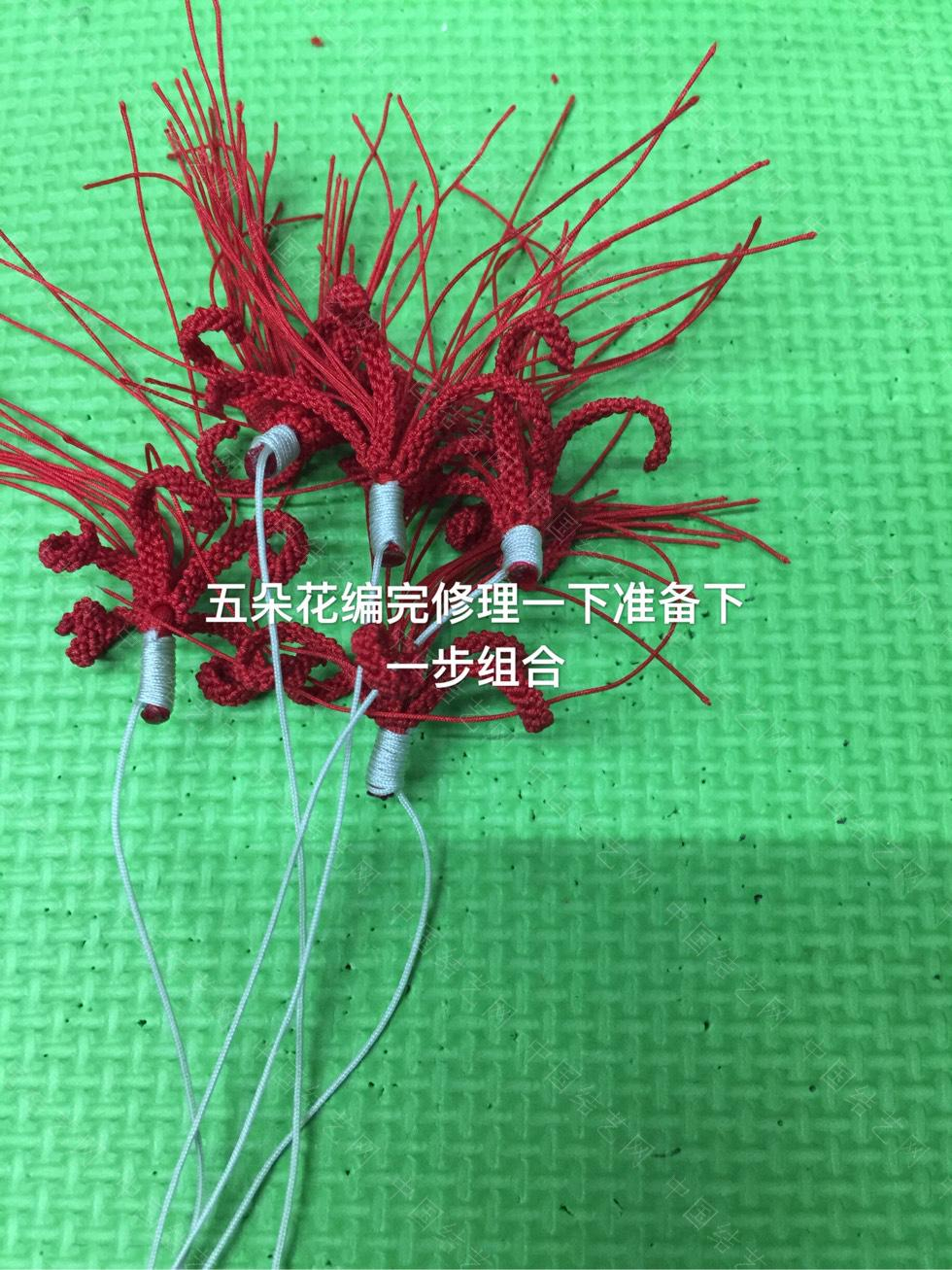 中国结论坛 曼珠沙华教程(三)  立体绳结教程与交流区 154657bxm5xa8par2jrzrm