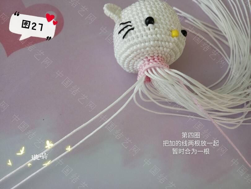中国结论坛 凯蒂猫教程 教程,凯蒂猫动画片竹子公主,凯蒂猫其实很恐怖,凯蒂 立体绳结教程与交流区 144033drkjhjtl7o6mz1uo
