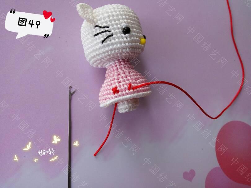 中国结论坛 凯蒂猫教程 教程,凯蒂猫动画片竹子公主,凯蒂猫其实很恐怖,凯蒂 立体绳结教程与交流区 144051e8jl9lhlld2lr01l