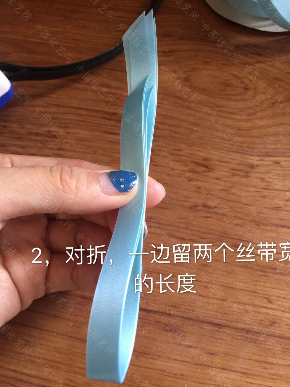 中国结论坛 丝带风铃——八角花  图文教程区 104906qg44osm4ogg2n2on