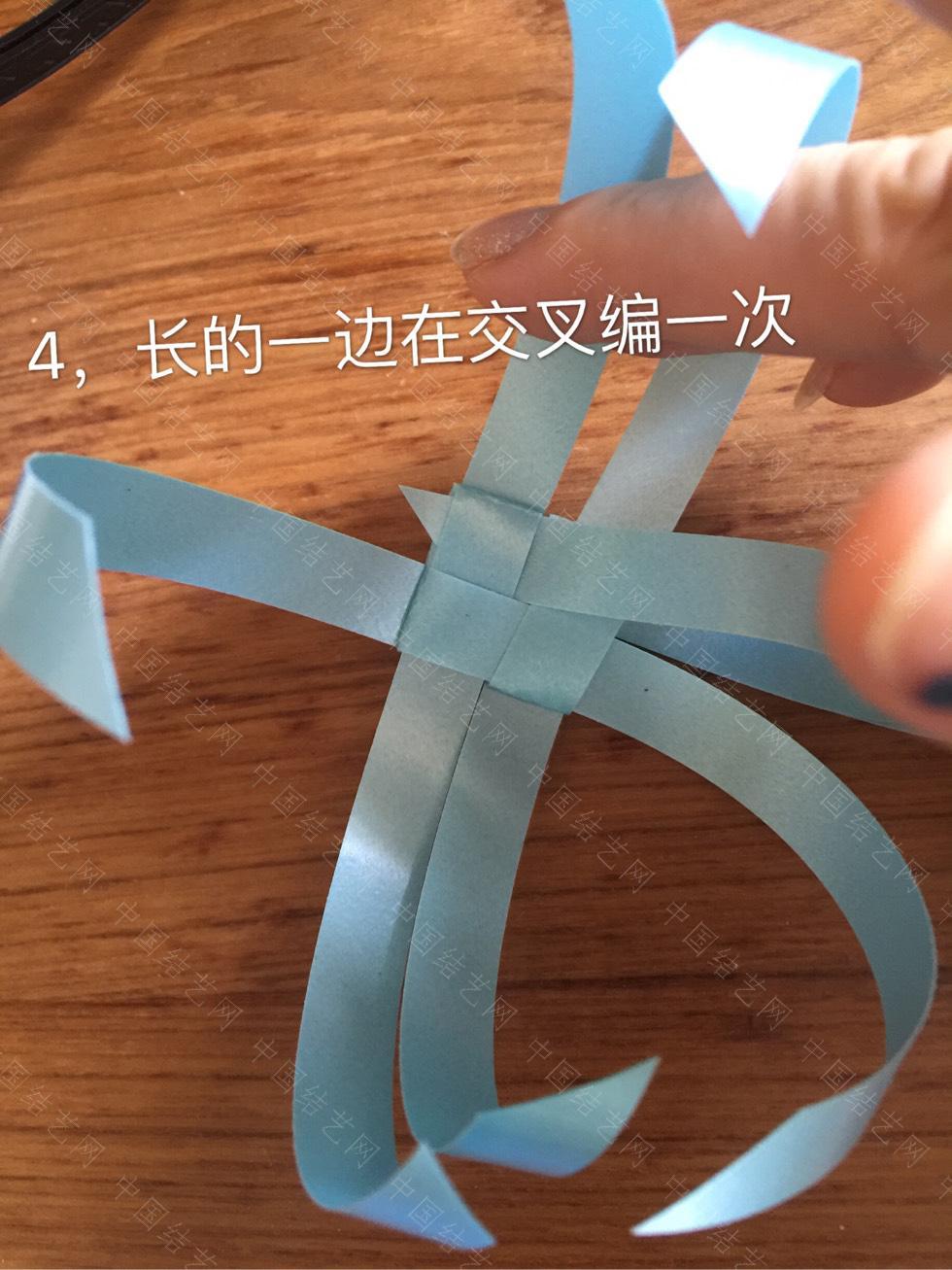 中国结论坛 丝带风铃——八角花  图文教程区 104908nc5sqxj9qxaacccc