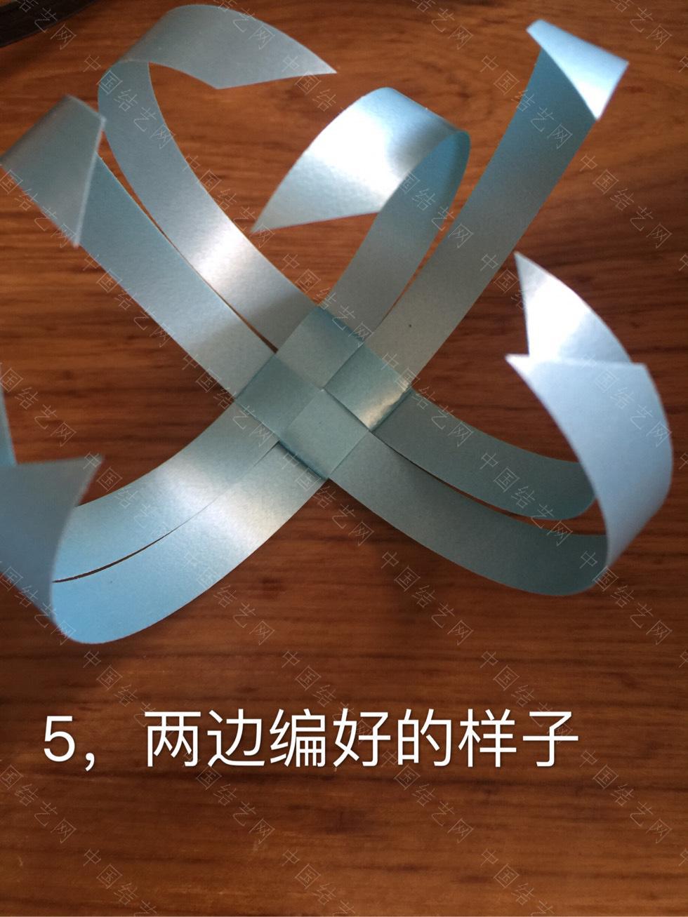 中国结论坛 丝带风铃——八角花  图文教程区 104909a45znll5vvhsbo4x