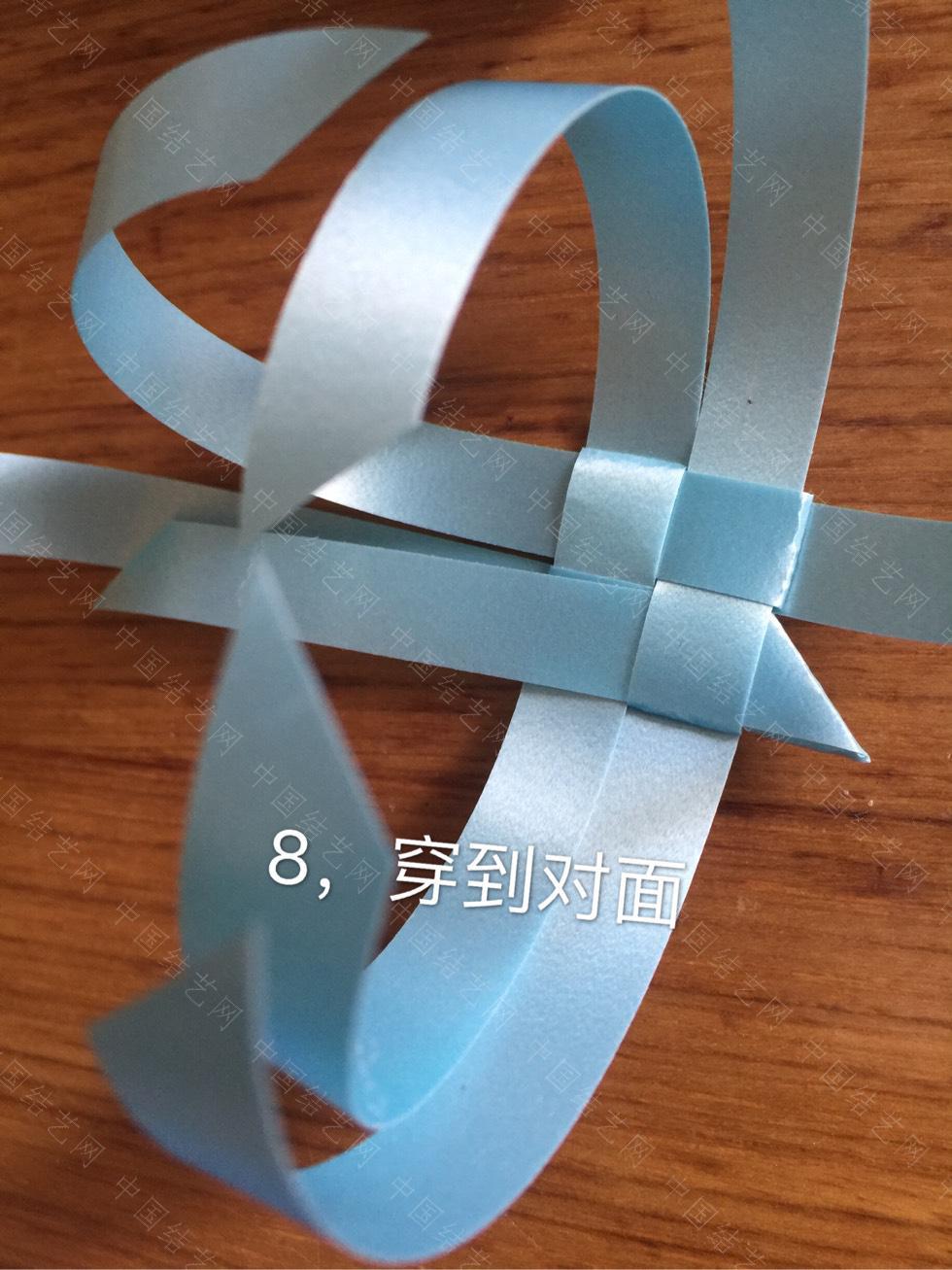 中国结论坛 丝带风铃——八角花  图文教程区 104913cl9rw1499oc199dm