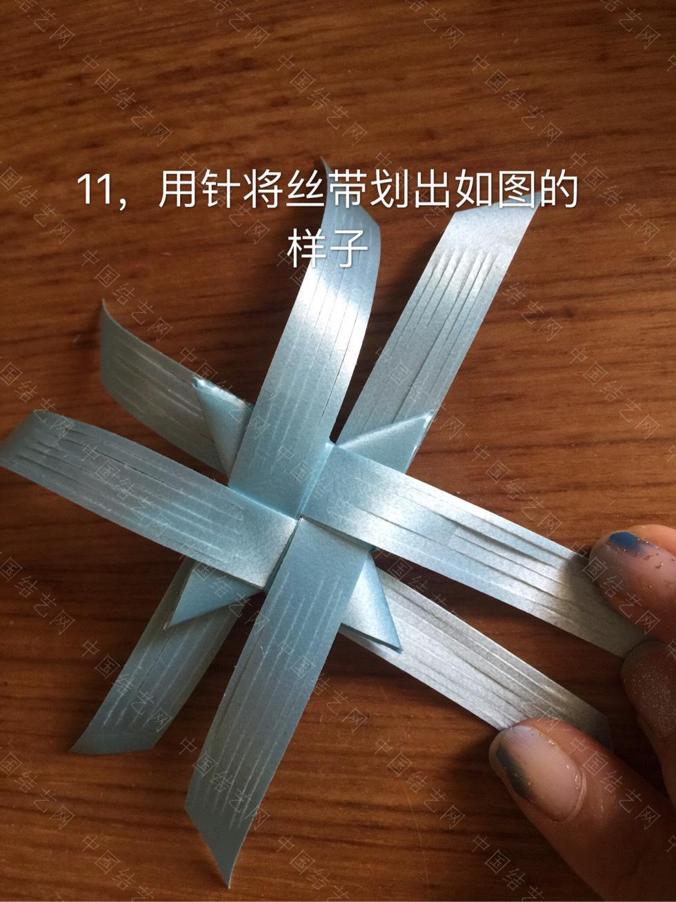 中国结论坛 丝带风铃——八角花  图文教程区 104917yum8urmo5yuzub3q